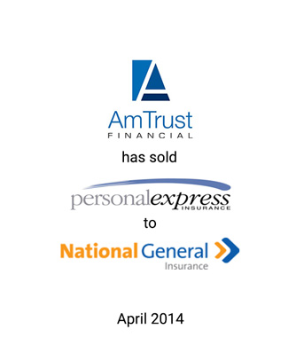Griffin Serves as Exclusive Finanical Advisor to the Special Committee of the Board of Directors of AmTrust Financial