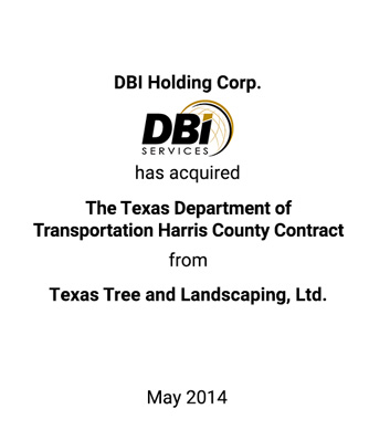 Griffin Serves as Financial Advisor to DBI Holding Corp.