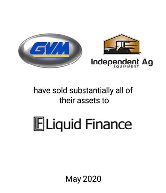 Griffin Advises GVM Inc., et al., Debtors-in-Possession, on § 363 Sale of Assets