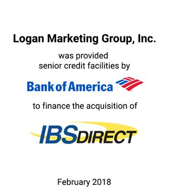 Griffin Serves as Investment Banker to IBS Direct in its Sale to Logan Marketing Group