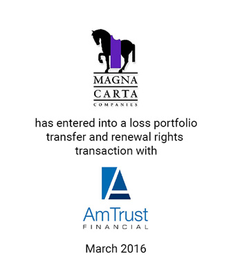 Griffin Serves as Financial Advisor to Magna Carta Companies