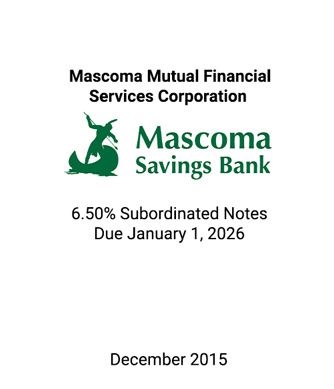 Griffin Serves as Financial Advisor and Placement Agent to Mascoma Mutual Financial Services Corporation in Connection with its Private Placement of Subordinated Notes