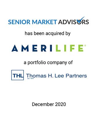 Griffin Transaction Announcement: AmeriLife Acquires Senior Market Advisors