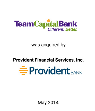 Griffin Assists Team Capital in Finding a Strategic Partner