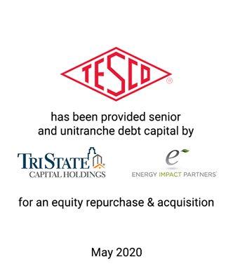 Griffin Represents TESCO in Debt Recapitalization