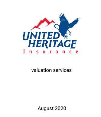 Griffin Financial Group Provides Certain Valuation Services to United Heritage Financial Group
