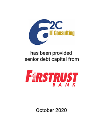 Griffin Financial Serves as Exclusive Financial Advisor to A2 Holdings, LLC and A2 Consulting, LLC