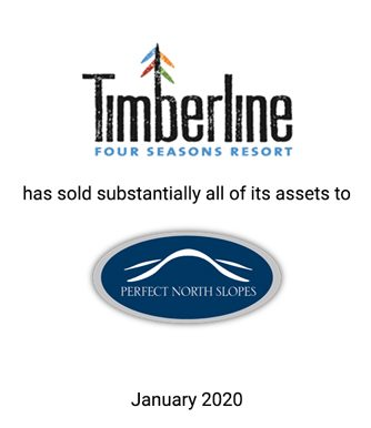 Griffin Serves as Exclusive Investment Banker to Timberline Four Seasons Resort Management