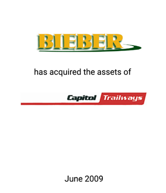 Griffin Assists Carl R. Bieber, Inc. in Acquisition of Assets of Capitol Trailways