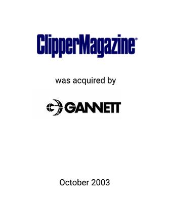 Griffin Serves as Financial Advisor to Clipper Magazine's Shareholders