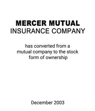 Griffin Serves as Independent Appraiser to Mercer Mutual Insurance Company