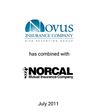 Griffin Serves as Exclusive Financial Advisor to Novus Insurance Company