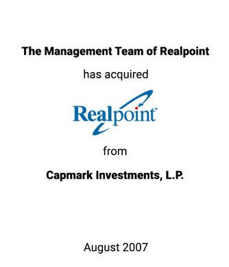 Griffin Represents Realpoint, LLC in its Private Placement of Subordinated Debt With F.N.B. Capital Corp.