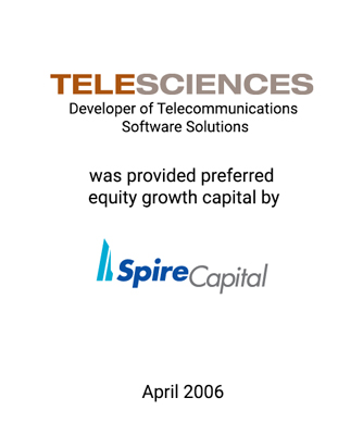 Griffin Represents Telesciences in a Private Placement of Preferred Equity Growth Capital