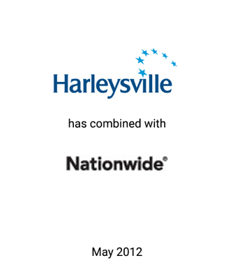 Griffin Financial Group Advises Harleysville Mutual Insurance Company in Combination with Nationwide
