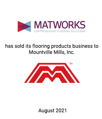 Griffin Financial Group Serves as Investment Banker to Matworks in Divestiture Transaction